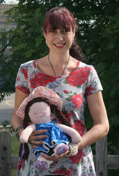 Elaine and her Doll